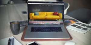 Onlineshop Design