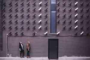 Sicherheit durch Kammeraüberwachung