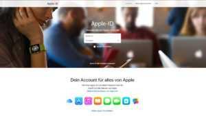 Unbekannte versuchen Lösegeld von Besitzern von Apple Geräten zu erpressen